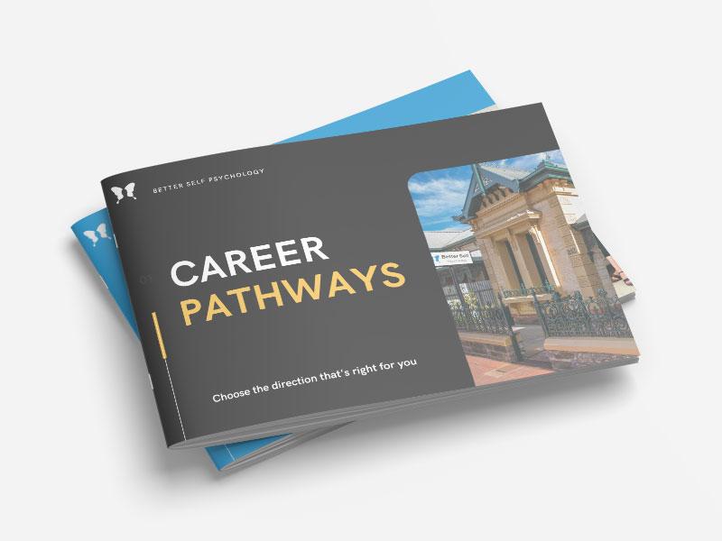 Better Self Psychology Career Pathways Brochure